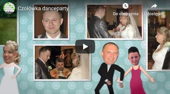 Danceparty-wideofilmowanie